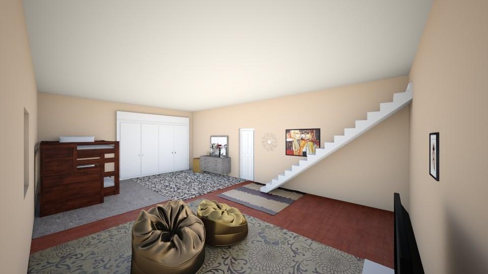 new - Bedroom - by Winner168
