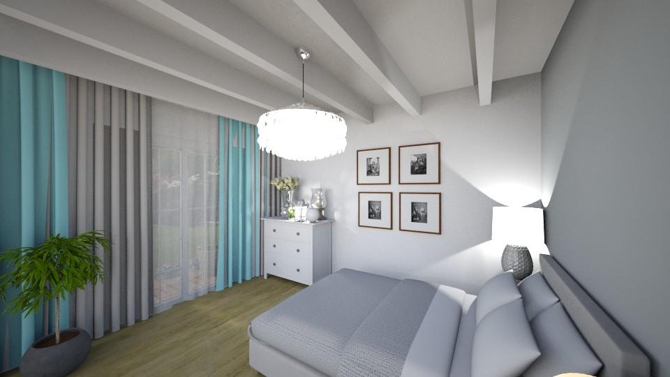 spalna nanovo1 - Bedroom - by bdenka