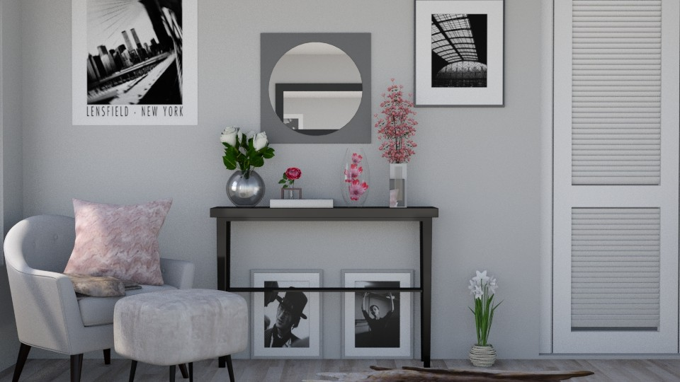 Chic and cute - Bedroom  - by Vae Riley