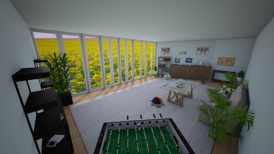 Living room - Modern - Living room - by Ninorucska