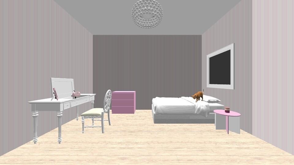 cute pink room - Kids room - by Asa56678