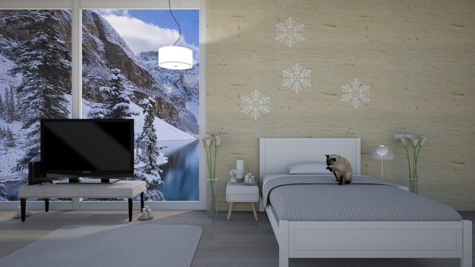 winter - by Karmelitam