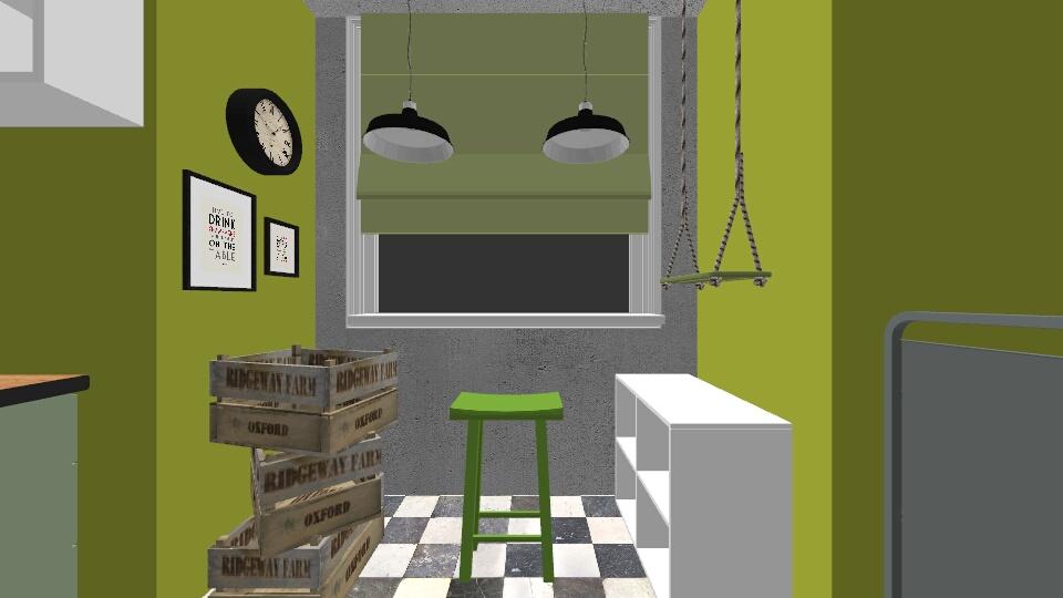 coffee corner - by annakost