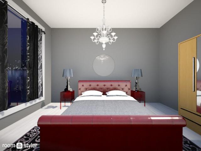 b1 - Bedroom  - by Artisan617