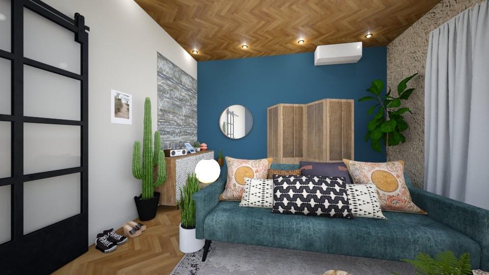 CHAI II - Living room - by t harv