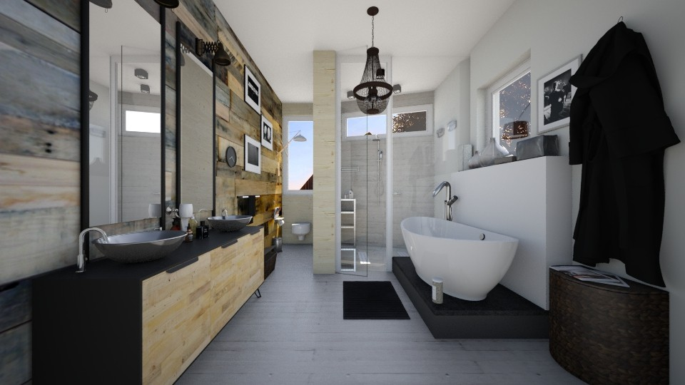 WQ3 - Bathroom - by Cre A