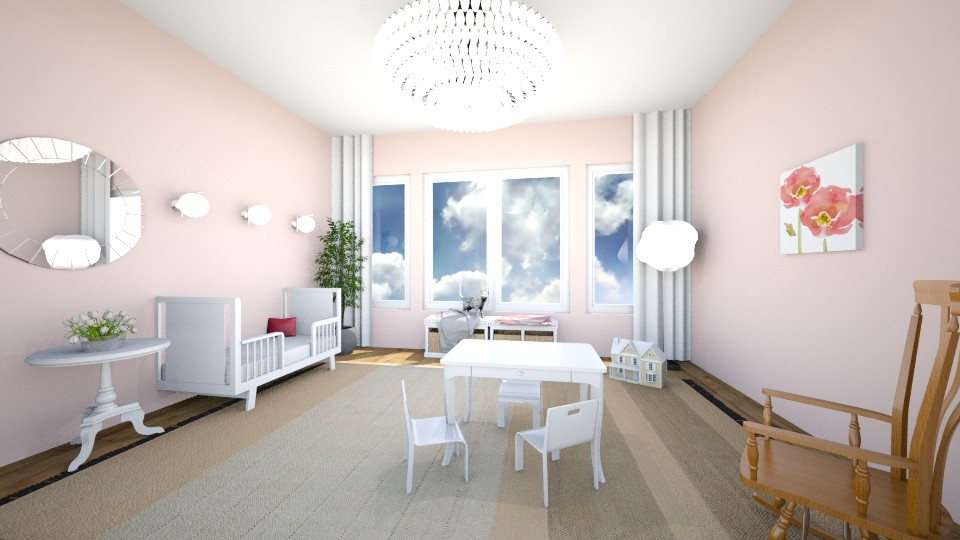 Kids Room - Bedroom  - by mjjjj_01