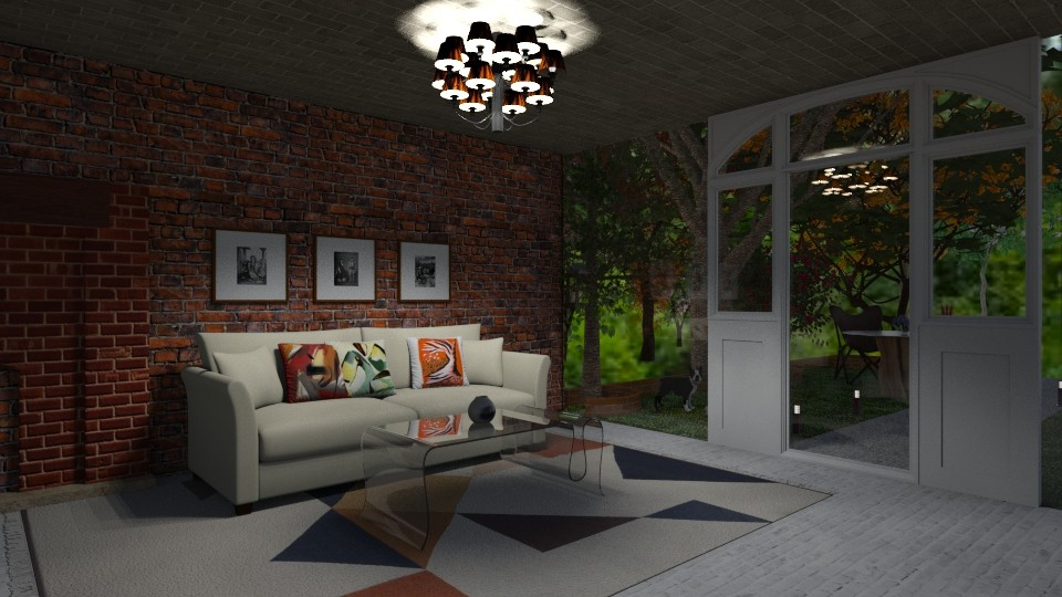 new - Living room - by Asfa Asad