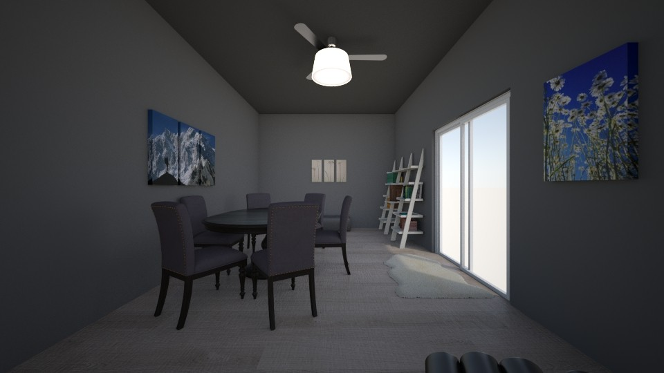 Small Dining Room - by pmm6739