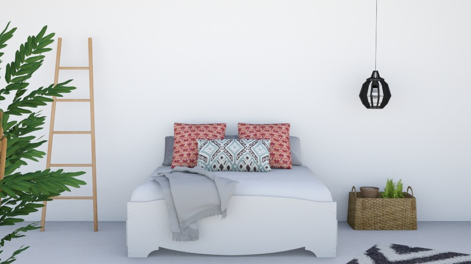 Minimalistic - Bedroom - by Natalie T
