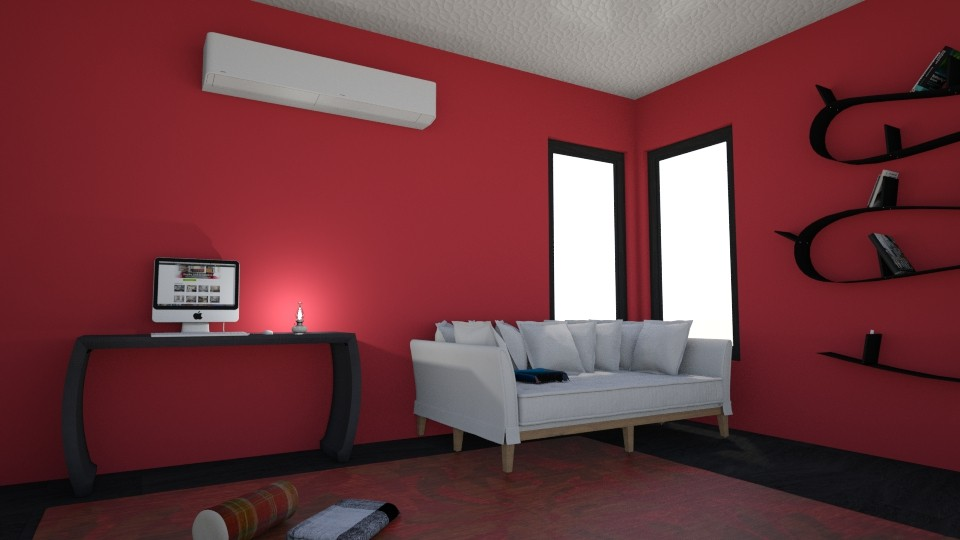 Uroosa B01 - Modern - Bedroom  - by Sam Raa