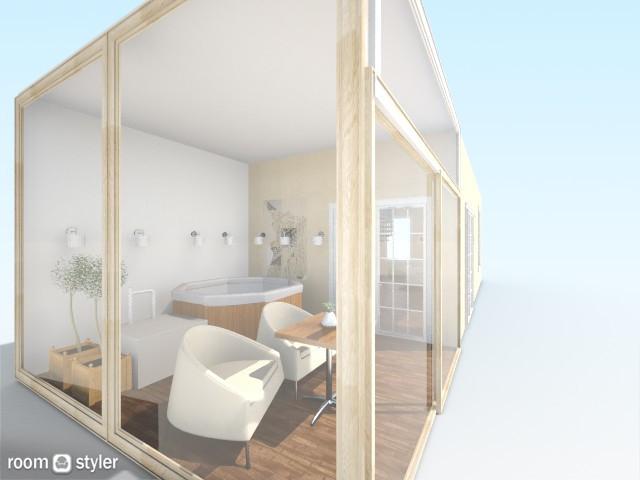 terasa - Living room - by jankajanuskazapotocna