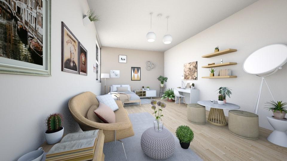 Design - Modern - Bedroom  - by Mesimumm