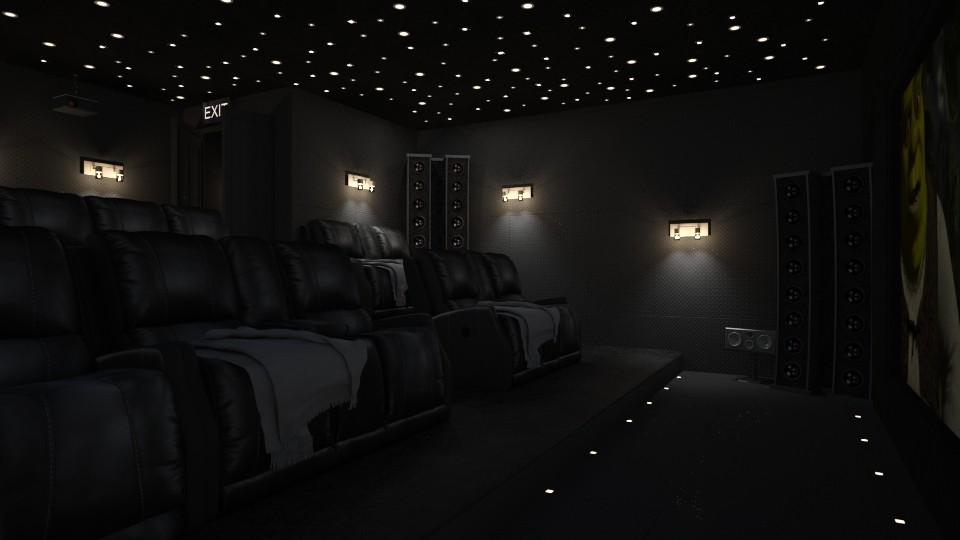 Home cinema - by jarkaD