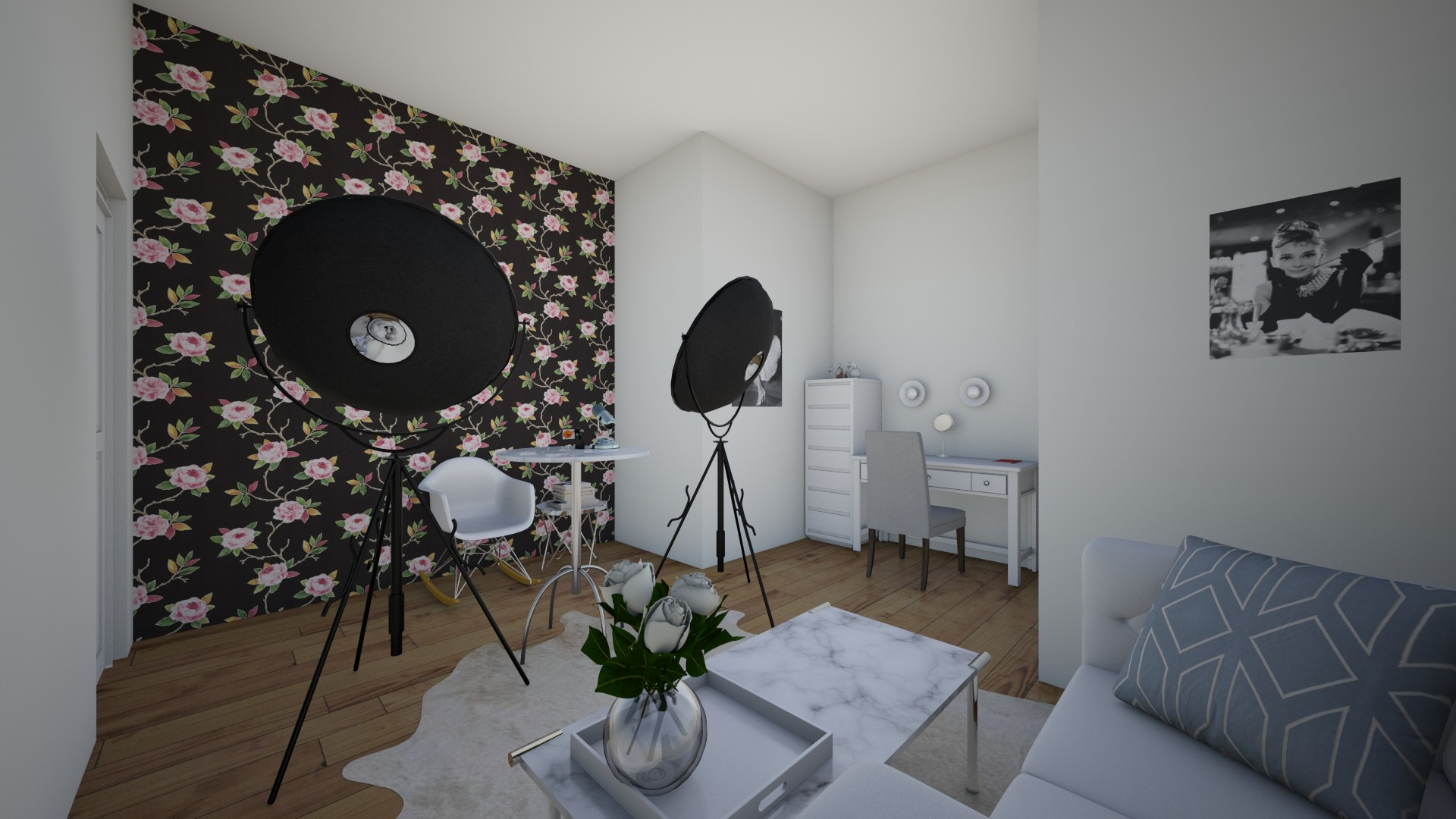Filming Room - by Khyra