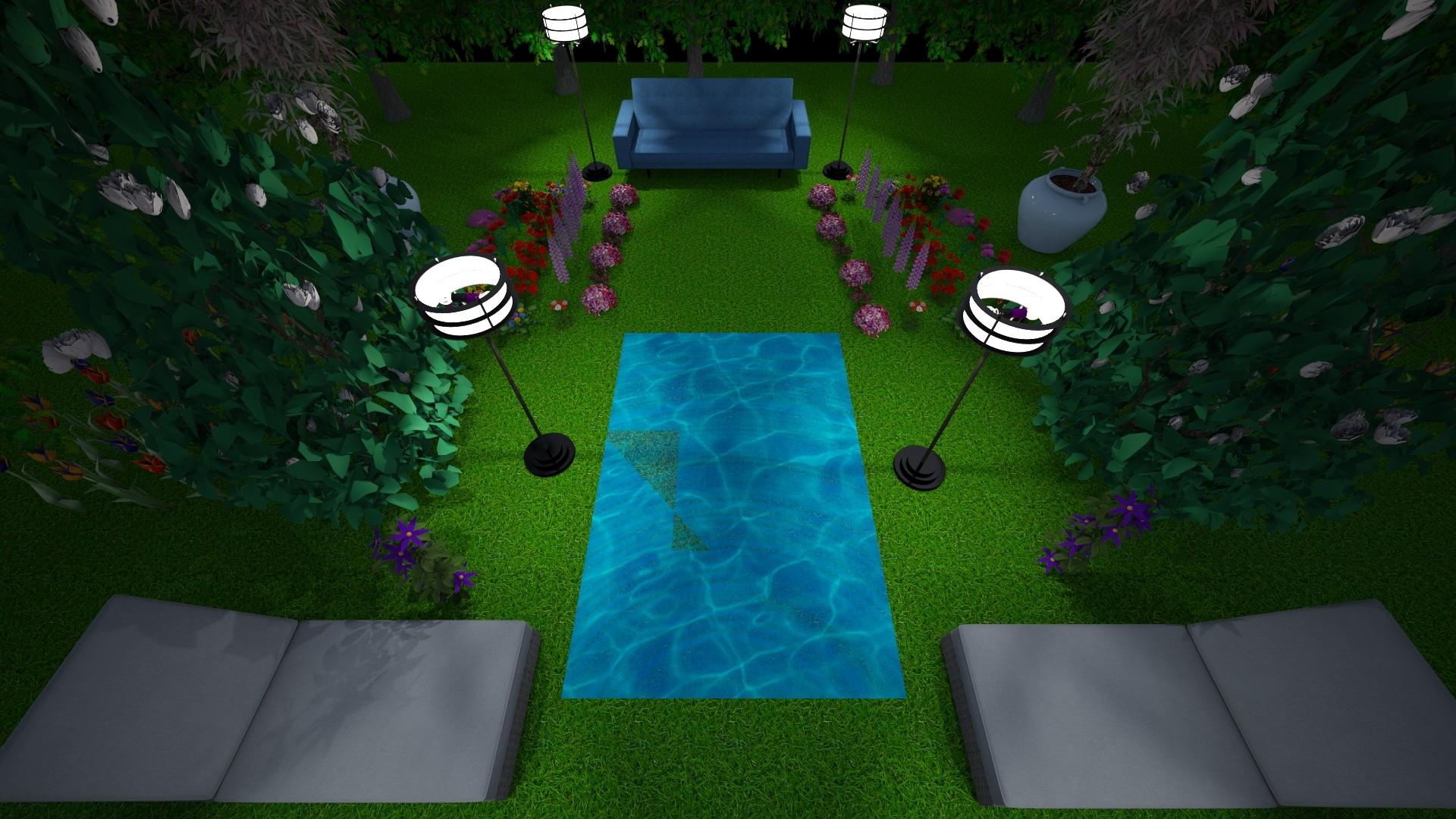 Garden 1 - Garden - by Piper_M