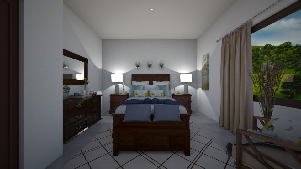 muttizimmer - Bedroom - by rebsrebsmmg