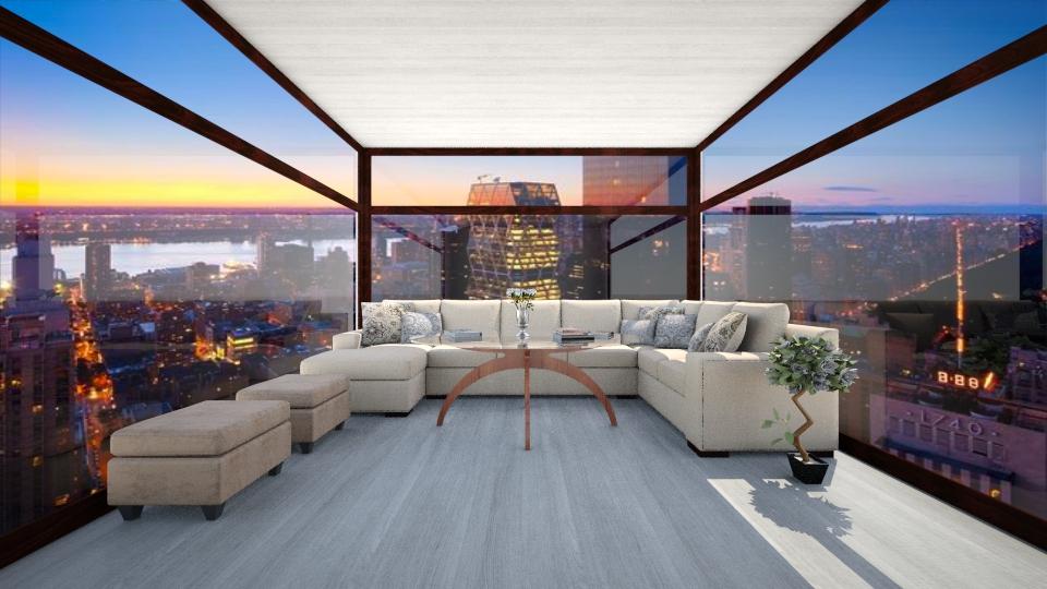 fg - Living room - by Mia Lis