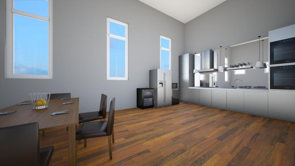 Kitchen - Modern - by VibrantSplash