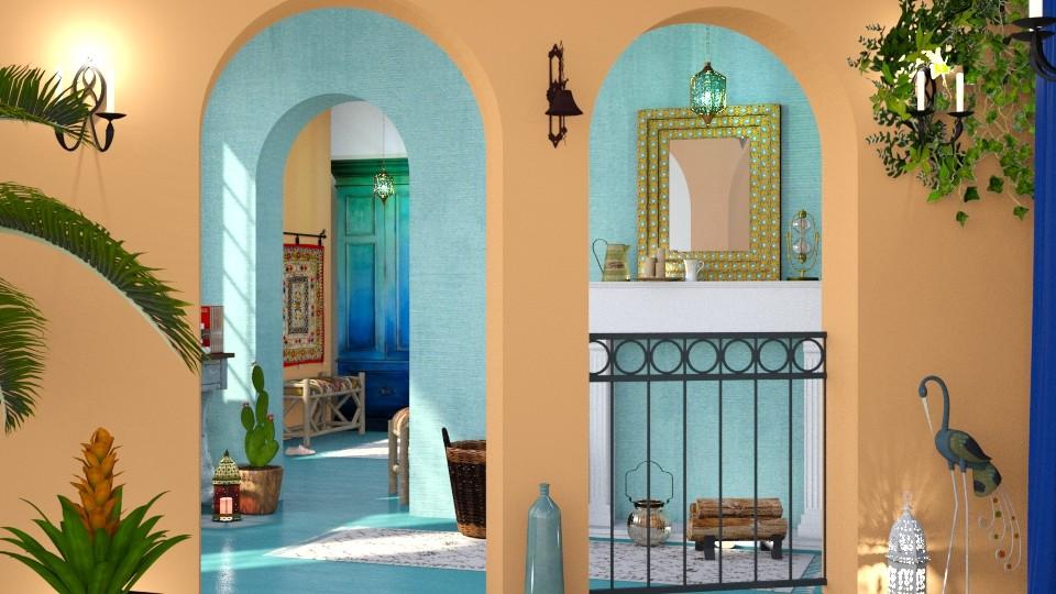 Hallway - by barnigondi