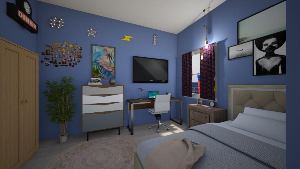 Jane - Bedroom - by Viki4445