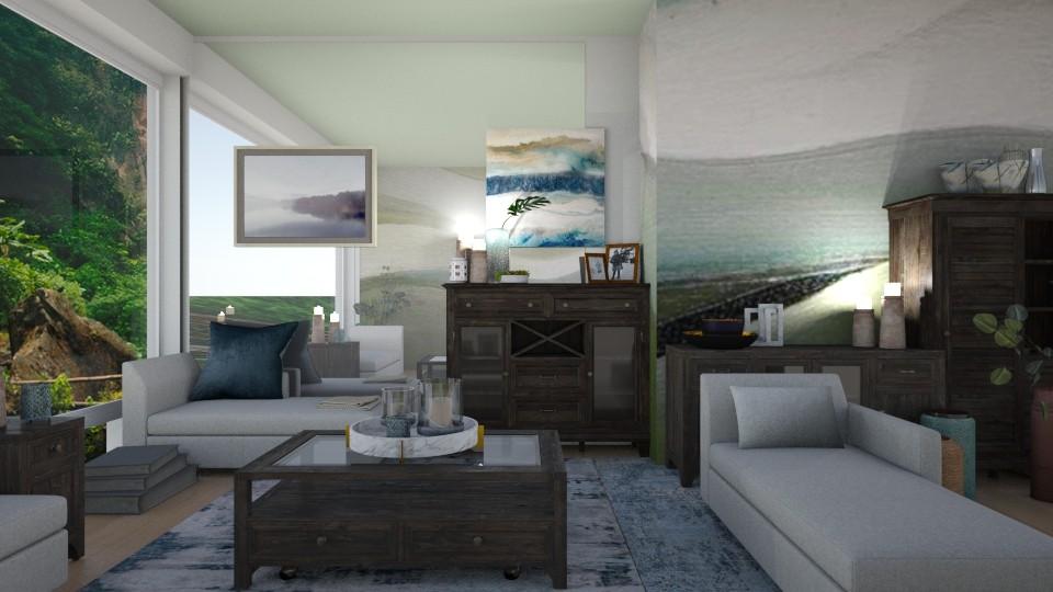 GOK living room - Living room - by ilikalle