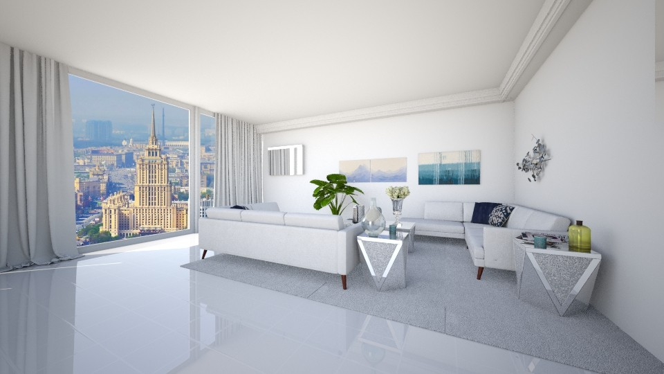 LR2 view 2 - Living room - by Sophie Cordeiro