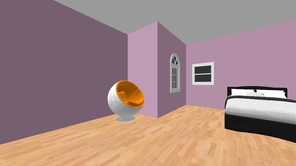Dream bedrooom - Bedroom - by hi_loretta