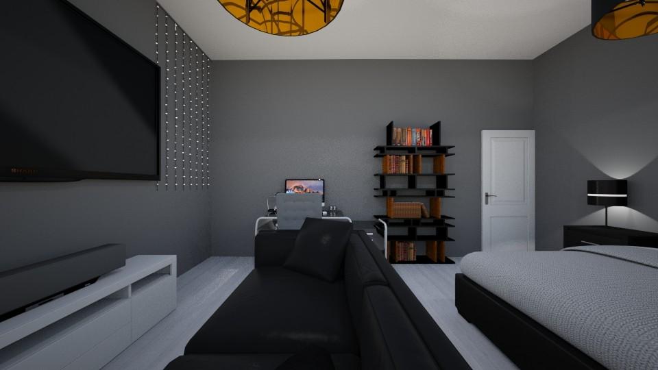 Dream Room - Modern - Bedroom - by hayleesoccer17