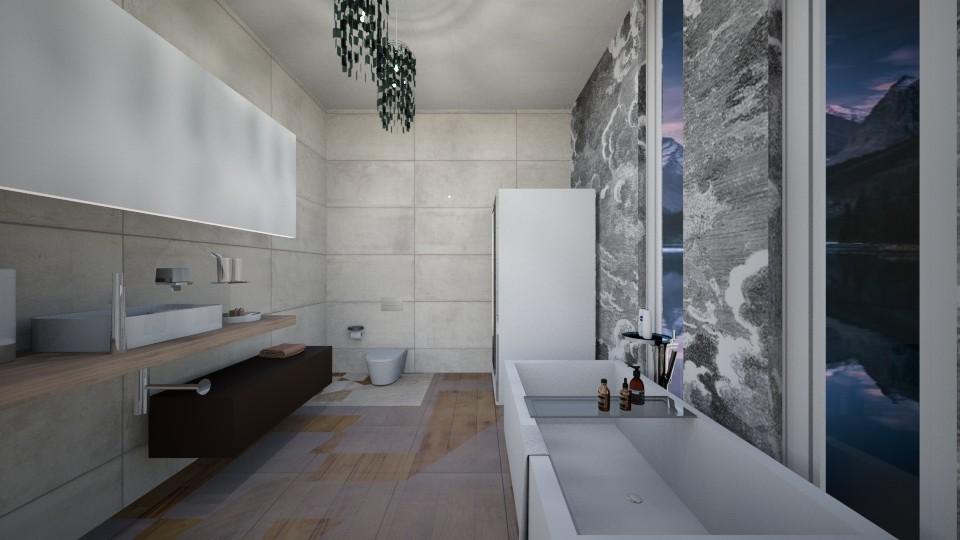 master bedroom - Bedroom - by nidhipatel