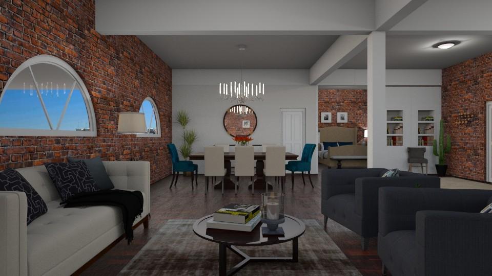 Global - Global - Living room - by luiza cruz