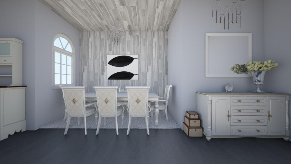 pretty dinning room - Dining room - by Mackenzie Kem