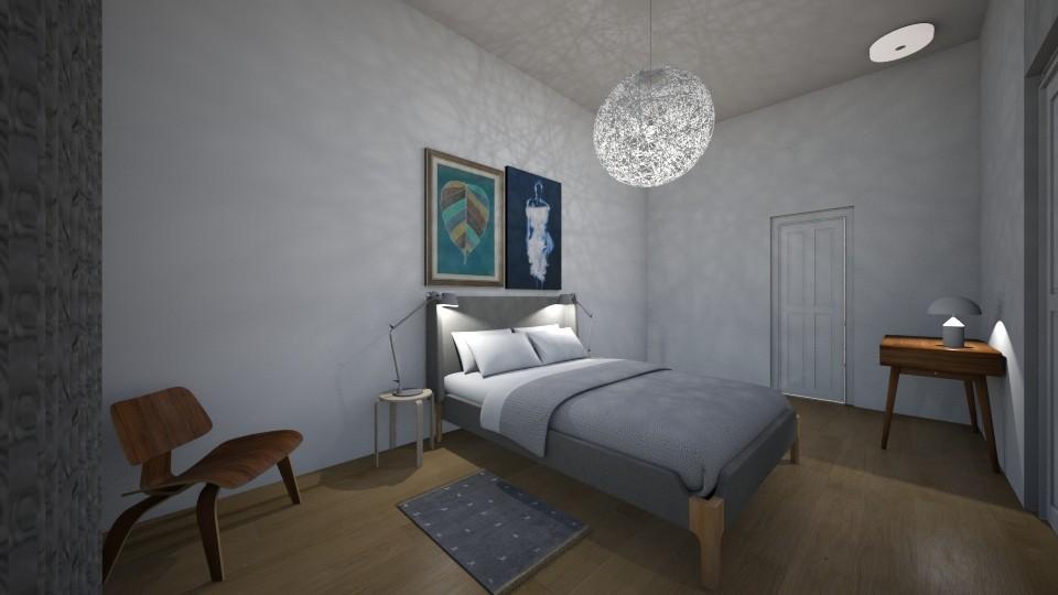GAJEVA bijela 2B - Bedroom - by novax