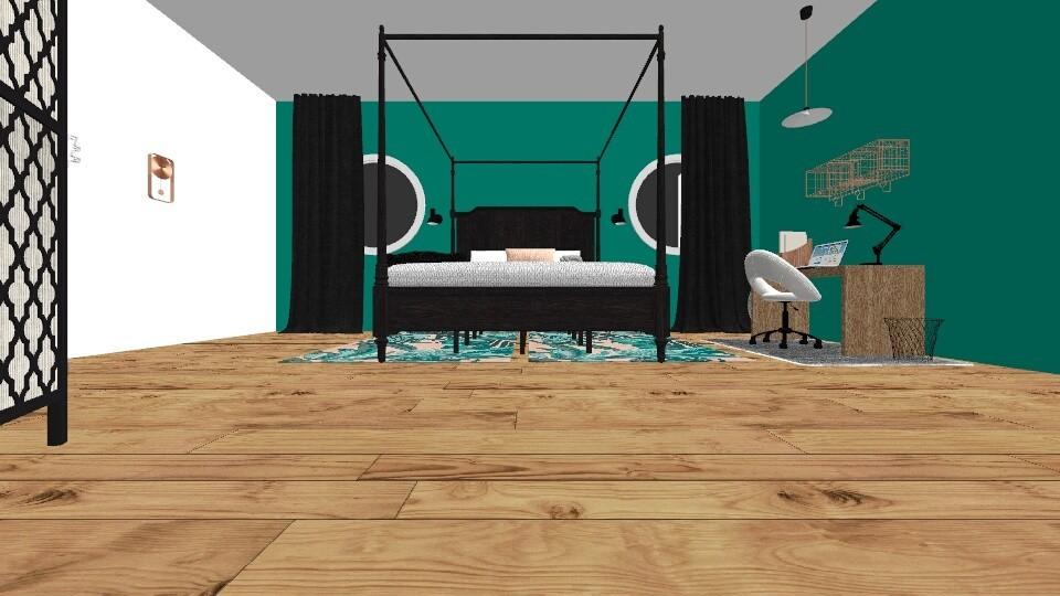 kids room - Bedroom - by Nika2007