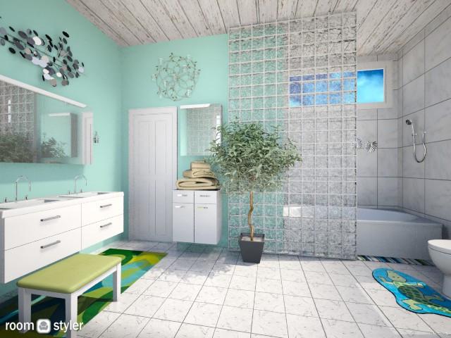 Family Bathroom - Bathroom - by Nan