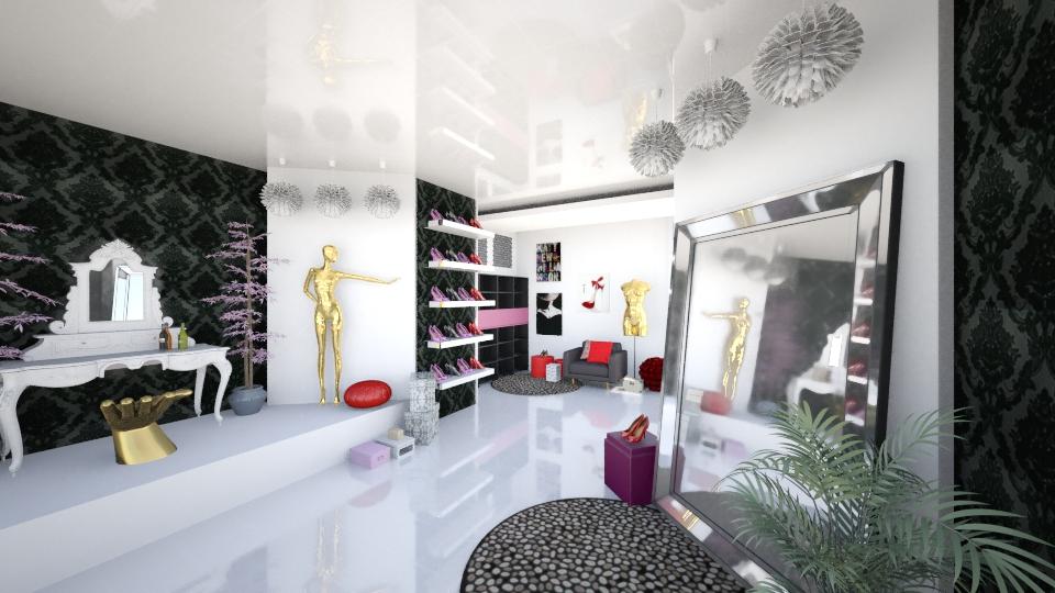 Dressing Room - Bedroom - by emily_padilla