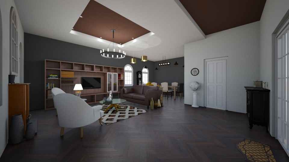 Room 12345678910 - Living room - by MarquiGames