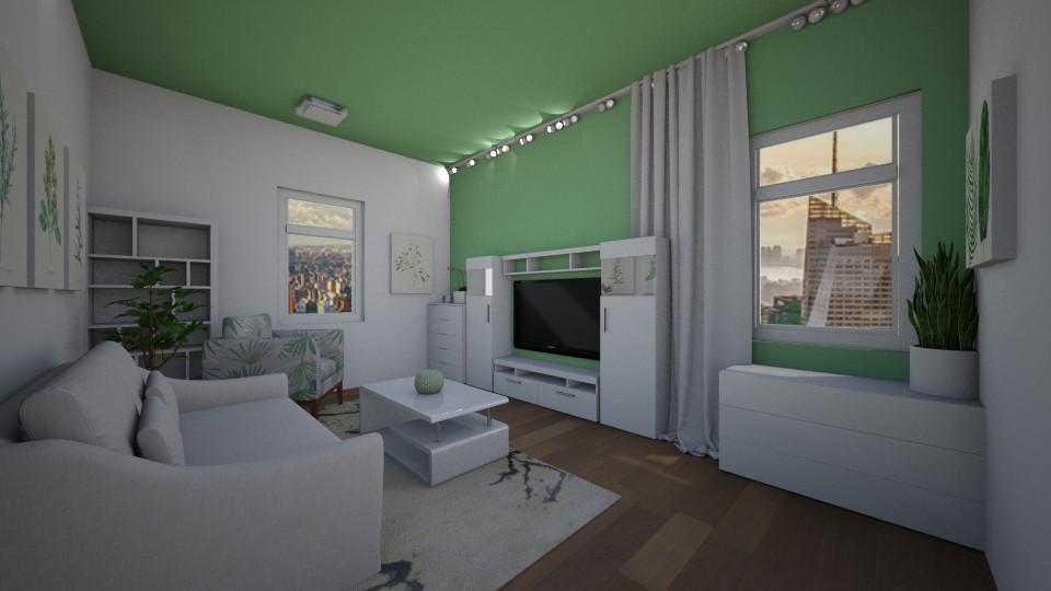 littleroom - by Pamela Luna Wojciukiewicz