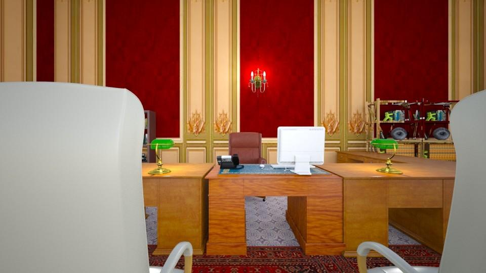 Royal Office - Office  - by Asiful Huda