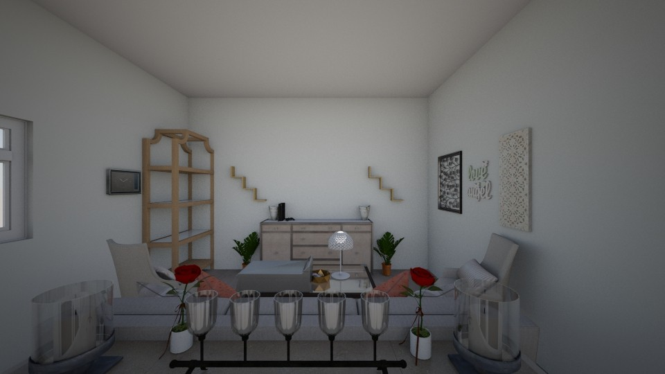 my house - Modern - Living room - by Summeja Hondo
