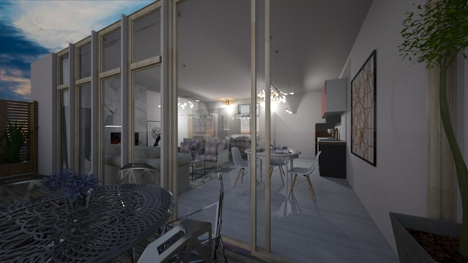 Scandinavian Apartment 2 - by ffenia