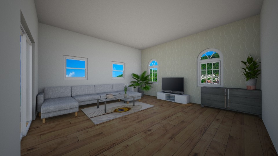 living room - Living room  - by 16phowarthx
