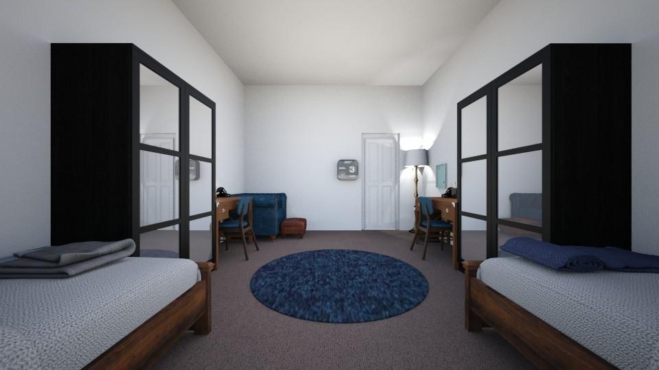 Dorm Room - Modern - Bedroom - by aubriconradt820