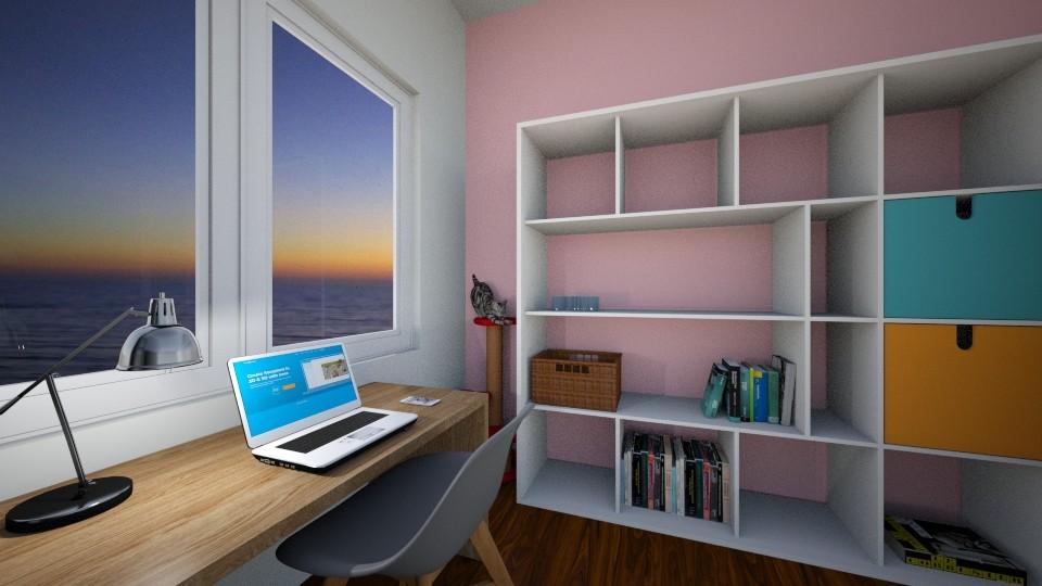 moja izba - Classic - Bedroom - by Viktoria Kubalova