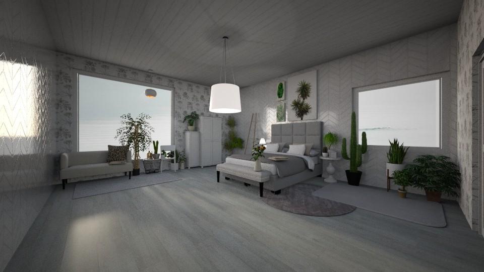 Test 1 - Bedroom - by jakobgtvedt