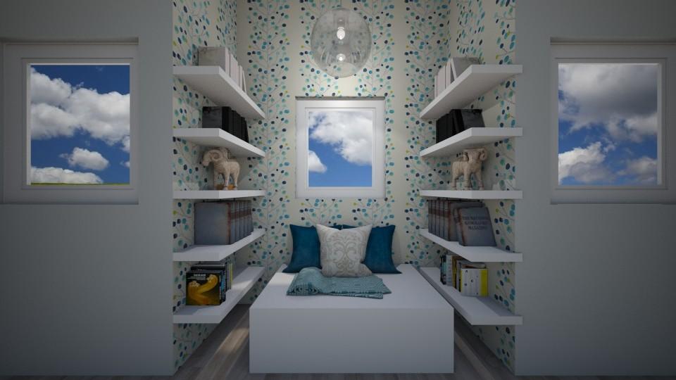 Cozy Reading Nook - by Design3690
