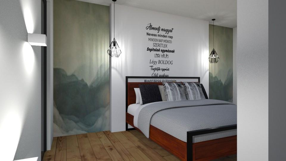 Hidi A bedroom - by szaboi