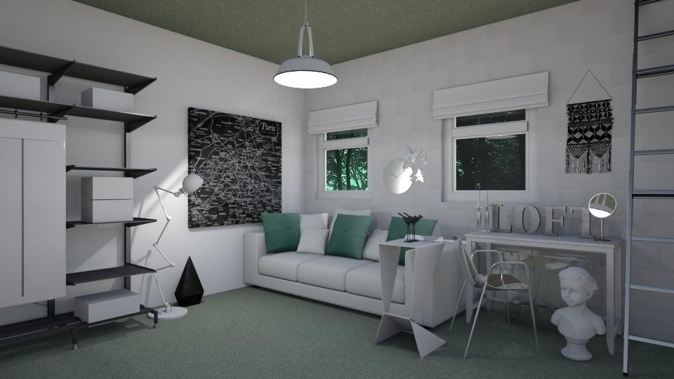 loftmodern - by Pamela Luna Wojciukiewicz