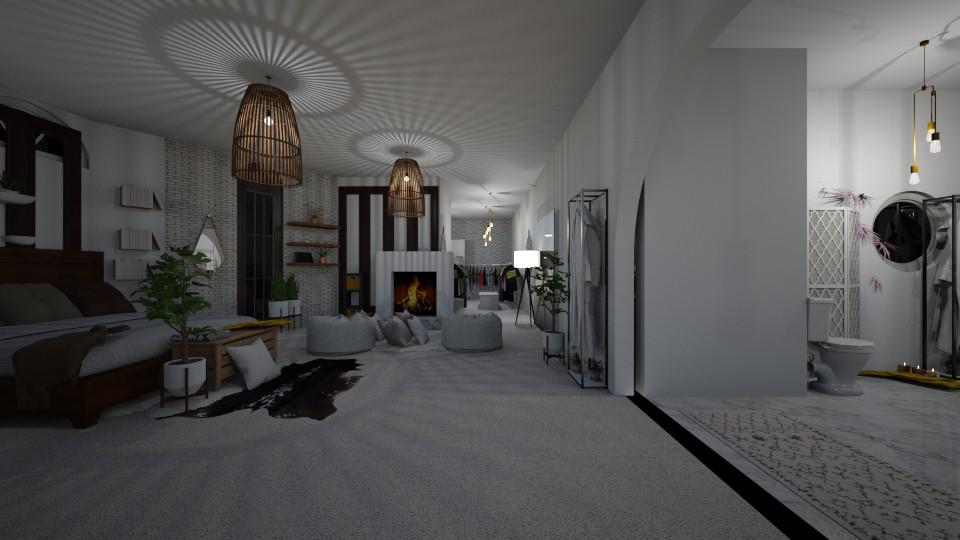 SaVAed - Bedroom  - by anekyen