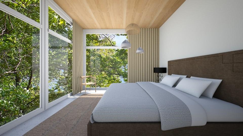 Modern and Fresh - Modern - Bedroom - by klmmorales